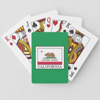 Kalifornien Casinokort