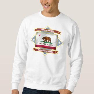Kalifornien diamant långärmad tröja