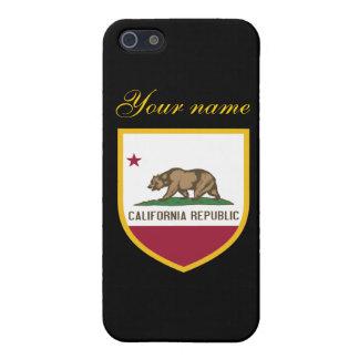 Kalifornien flagga iPhone 5 cases