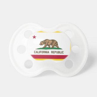 Kalifornien flagga napp