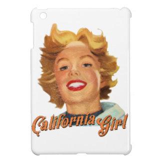 Kalifornien flicka iPad mini mobil skal