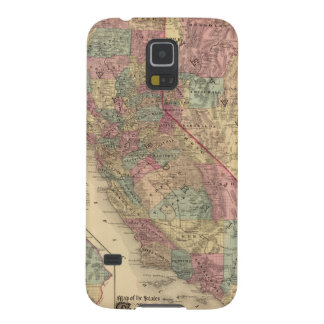 Kalifornien Nevada Galaxy S5 Fodral