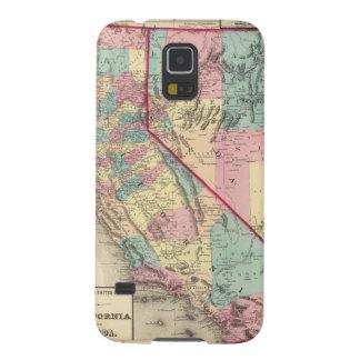 Kalifornien och Nevada 2 2 Galaxy S5 Fodral