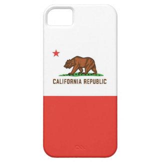 Kalifornien republik iPhone 5 fodral