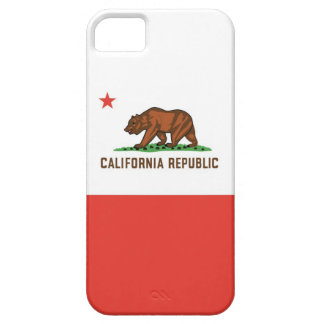 Kalifornien republik iPhone 5 skydd