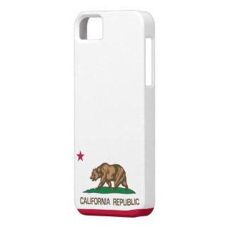 Kalifornien republik (statlig flagga) iPhone 5 Case-Mate fodraler