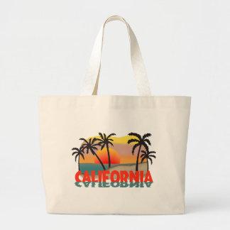 Kalifornien souvenir jumbo tygkasse
