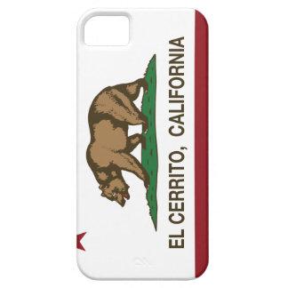 Kalifornien statlig flagga El Cerrito iPhone 5 Skydd