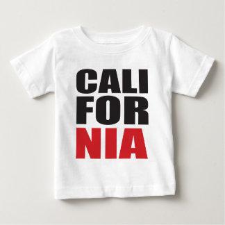 Kalifornien stenar! Statliga andegåvor och dräkt T-shirts