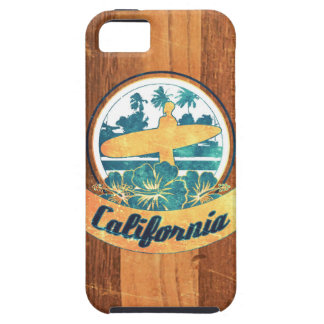 Kalifornien surfingbräda iPhone 5 Case-Mate fodral