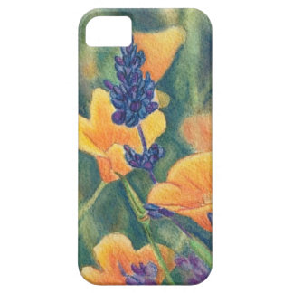 Kalifornien vallmor iPhone 5 Case-Mate skal
