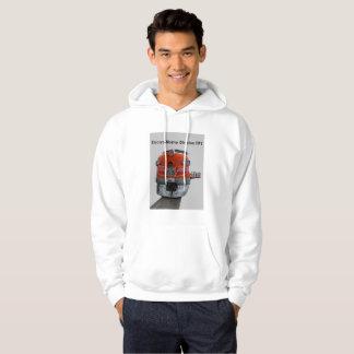 Kalifornien Zephyrlokomotiv Sweatshirt Med Luva