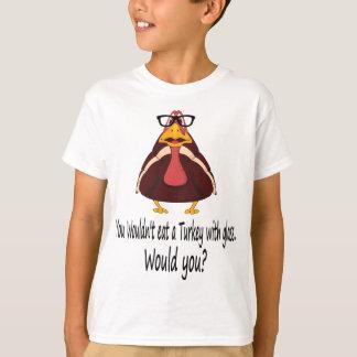 kalkon glasses2 t-shirt