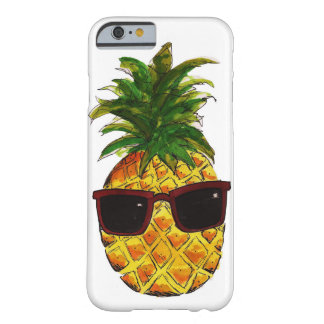 Kall ananas barely there iPhone 6 skal