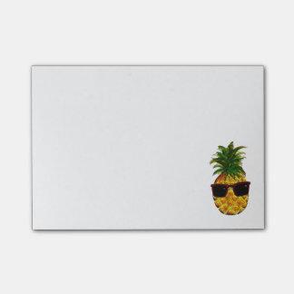 Kall ananas post-it lappar