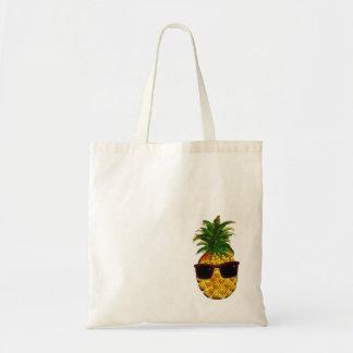 Kall ananas tygkasse