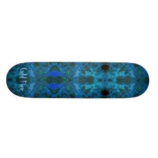 Kall avfyrar! skateboard bräda 20,5 cm