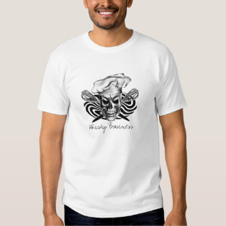 Kall bagareT-tröja: Whiskyaffär T Shirts