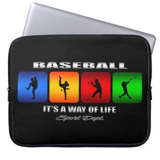 Kall baseball laptop fodral