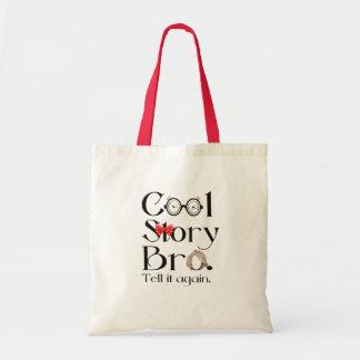 Kall berättelse Bro. Berätta den igen. 7 Kasse