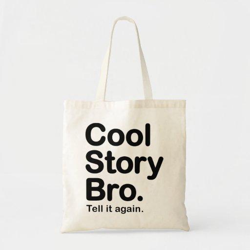 Kall berättelse Bro. Berätta den igen.  Hänga lös Kassar