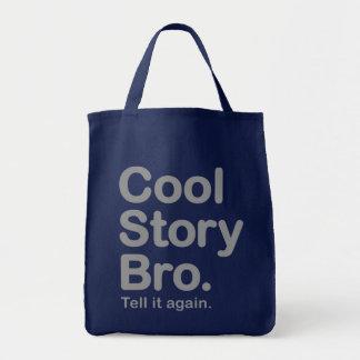 Kall berättelse Bro. Berätta den igen.  Hänga lös Kasse