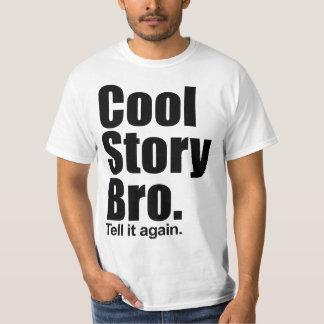 Kall berättelse Bro. Berätta den igen. Skjorta Tee Shirt