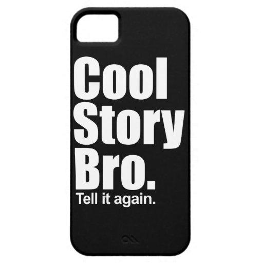 Kall berättelse Bro. iPhone 5 Skydd