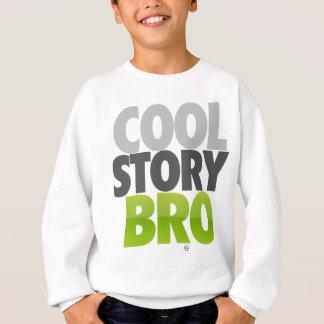 Kall berättelse Bro (grönt) Tröjor