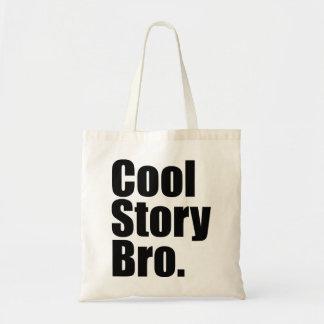 Kall berättelse Bro.  Hänga lös Tote Bags