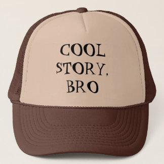 """""""Kall berättelse, Bro"""" hatt Keps"""