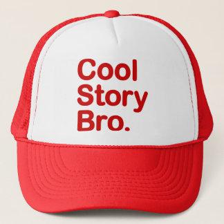 Kall berättelse Bro. Hatt Truckerkeps