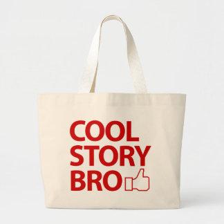 Kall berättelse Bro Jumbo Tygkasse