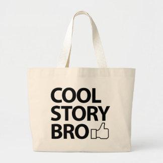 Kall berättelse Bro Tygkassar