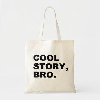 Kall berättelse Bro Tote Bag