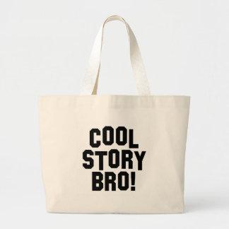 Kall berättelse Bro! Kassar