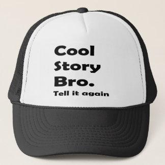 Kall berättelse Bro Keps