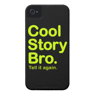 Kall berättelse Bro. Knappt där fodral för iPhone iPhone 4 Cases