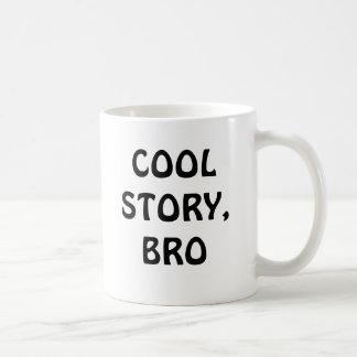 Kall berättelse, Bro mugg