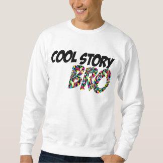 Kall berättelse Bro Sweatshirt