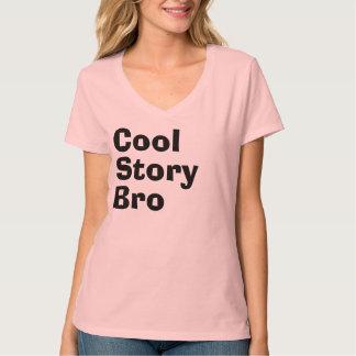 Kall berättelse Bro T-shirt