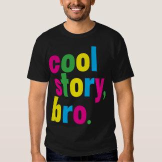 kall berättelse, bro. t-shirt