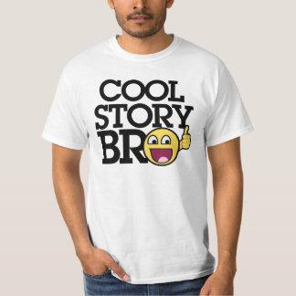 Kall berättelse Bro Tee Shirts
