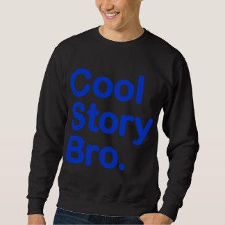 Kall berättelse Bro. Tröja