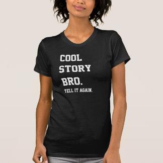 kall berättelse, broshirt. tee shirts