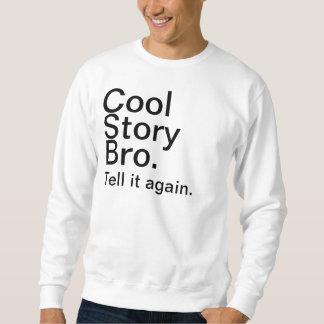 kall berättelsebro lång ärmad tröja