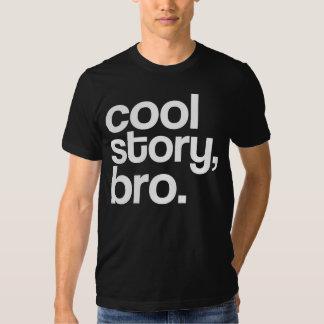 kall berättelsebro t shirt