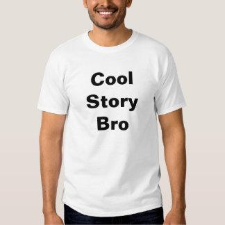 Kall berättelsebro tshirts