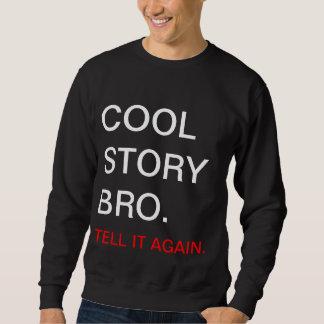kall berättelsebrotröja långärmad tröja