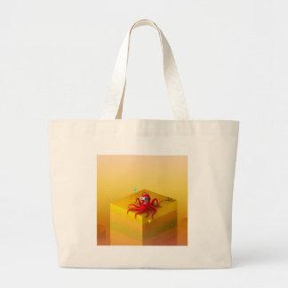 Kall bläckfiskGamer för abstrakt Kasse
